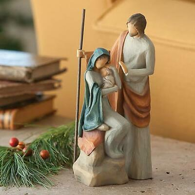 WILLOW TREE - Nativity - The Holy Family A Child Is Born Figurine 26290 BNIB