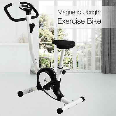 New Fitness Cycling Bicycle Exercise Bike Stationary Gym Training Cardio Workout