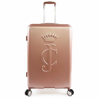 """Juicy Couture Women's Duchess 29"""" Spinner Rose Gold"""