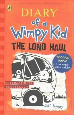 Long Haul (Diary of a Wimpy Kid Book 9), Paperback by Kinney, Jeff, Brand New...
