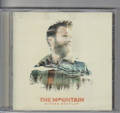 Dierks Bentley - The Mountain CD  - Brand New CD - Sealed!