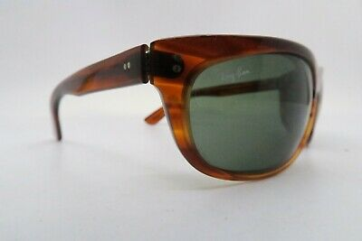Vintage B&L Ray Ban BALORAMA sunglasses made in the USA etched BL w/decal KILLER