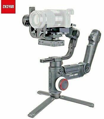 Zhiyun Crane 3 Lab Stabilizer With Focus and Follow Up Motors Canon Nikon Sony