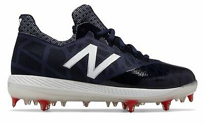 New Balance Kid's Low-Cut Junior COMPv1 Baseball Cleat Big Kids Unisex Shoes