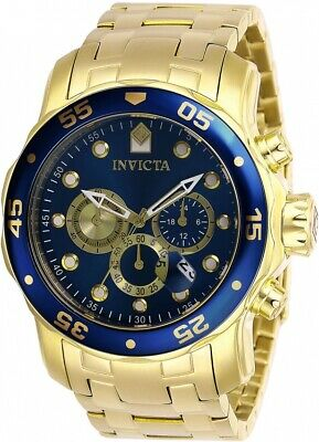 Invicta 28721 Pro Diver 48MM Men's Scuba Gold-Tone Stainless Steel Watch