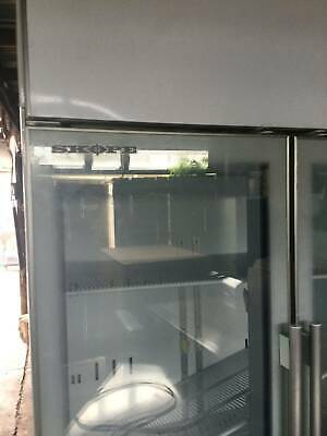 Cafe / Restaurant Skope 2 Door Glass front commercial fridge