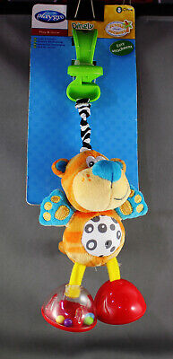 Playgro Dingly Dangly Tiger (0mths+) - Brand New