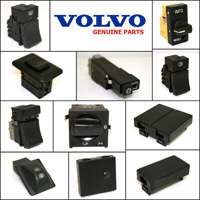 Assorted Genuine Volvo 850 S70 V70 C70 Interior Switches
