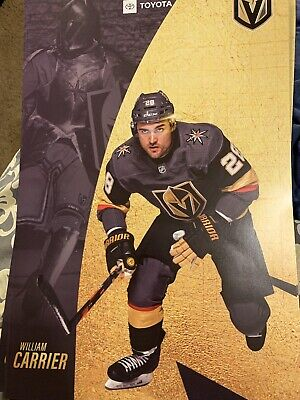 Vegas Golden Knights vs Toronto Maple leafs 11/19/19, Carrier Poster