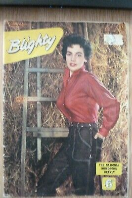Vintage 'Blighty' magazine. September 24th 1955