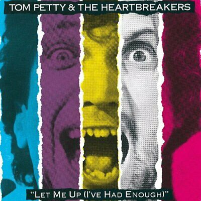 Tom Petty and The Heartbreakers - Let Me Up (I've Had Enough) CD NEW