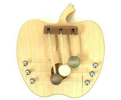 Sasaki Craft Door Melody Apple S DMM-AP-S Wooden handmade chime from Japan