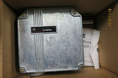 Ge Control Cr115E442101 Limit Switch Geared Rotary
