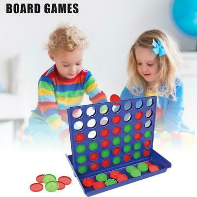 Connect 4 Game Classic Grid Board Children's Family Board Game Kids Gaming Toy
