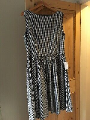 Size 14 Lindy Bop Gingham Dress. Brand New With Tags. Rockabilly/1950s