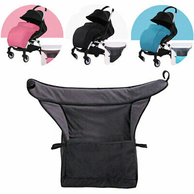 Universal Baby Stroller Foot Muff Cover Windproof Buggy Pushchair Warm Padded UK