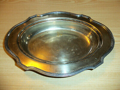 Lawrence B Smith Co Silverplate Vegetable Dish # 544 - NS11