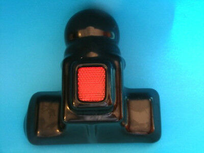 Full Towball Cover Boot with Red Reflector fits 50mm towballs Trailers