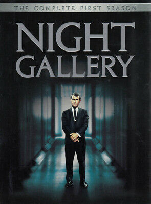 Night Gallery: The Complete First Season (Boxs New DVD