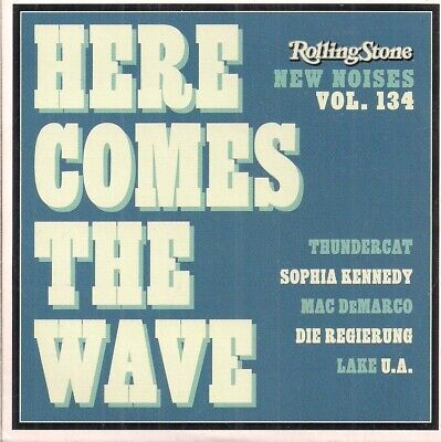 V/A New Noises Vol. 134 HERE COMES THE WAVE