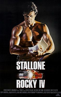 COBRA Sylvester Stallone Classic Movie Art Silk Poster 12x18 24x36 inch
