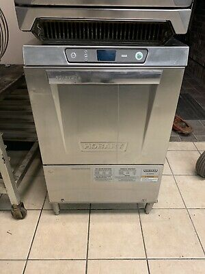 Hobart LXER High Temp Undercounter Commercial Dishwasher 208-60-1  Tested