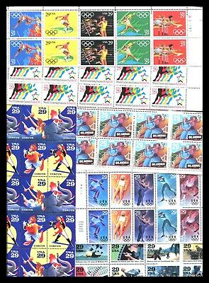 U.s. Discount Postage Lot Of 100 29¢ Stamps, Face $29.00 Selling For $21.00