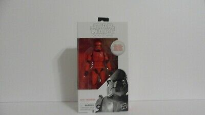 Star Wars The Black Series The Rise of Skywalker First Edition Sith Trooper