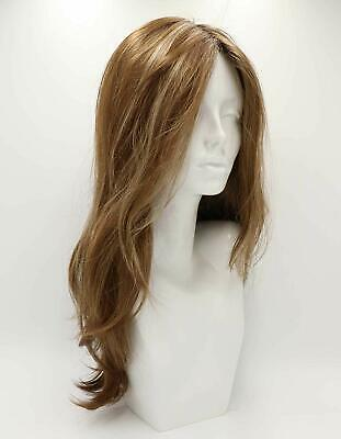 Natural Image Wigs Influence Caramel Glow Rooted - New #1