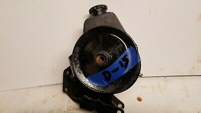 Mercruiser 5.0 L/5.7.L  Power steering pump with  bracket 1988-1996