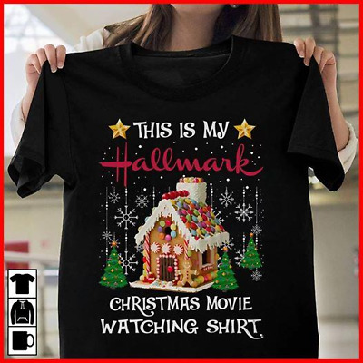 This Is My Hallmark Christmas Movie Watching Ginger House Shirt