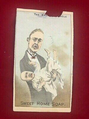 Victorian Trade Card Sweet Home Soap