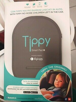 DIGICOM TIPPY DISPOSITIVO ANTIABBANDONO Cuscino bluetooth per bambini