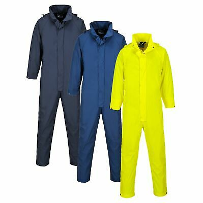 Portwest Sealtex Boilersuit Coverall Overall Classic Rainwear Waterproof