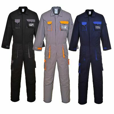 Portwest Texo Coverall Overall Boilersuit Kingsmill Workwear Non Shrinking