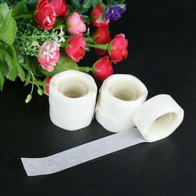 400 Dots of Super Glue Adhesive Points Tape Great for Balloon Decoration