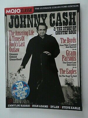 Mojo Classic Magazine - Johnny Cash - Vol 1 Issue11