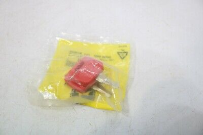 John Deere Agricultural Tractor Equipment Key Part #RE183935 Also fits Champion