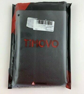 TiMOVO Case Fits All-New Fire 7 Tablet (9th Generation, 2019 Release)