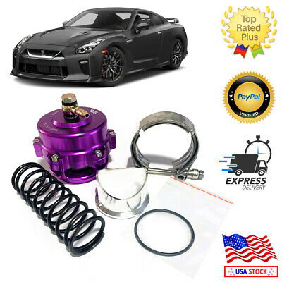 TiAL Q BV50 Purple 50mm Blow Off Valve (BOV) - Up to 35PSI, 6PSI + 18PSI Springs