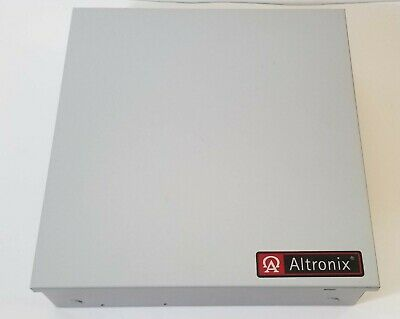 Altronix SMP3PMCTX high Current Power Supply/Charger