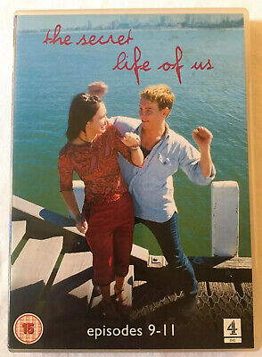 The Secret Life Of Us DVD Series 1 Episodes 9-11 Christmas Present Stocking
