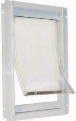 "Ideal Pet Products Replacement Flap Extra Large. Pet Door Dog Cat  10.5"" X 15"""