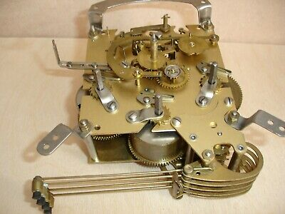 Vintage old Smiths clock Chime mechanism Does work but may needs a services.