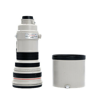 Canon EF 400mm f/2.8 L IS USM Super Telephoto Lens w/ Case (Used)