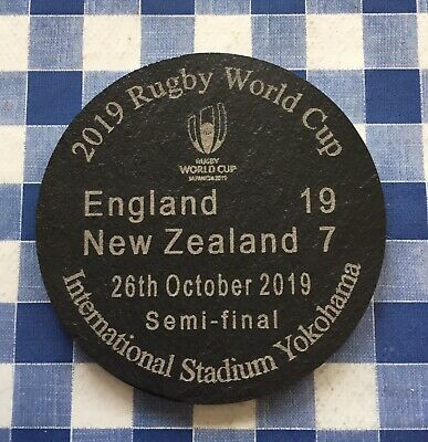 2019 Rugby World Cup England vs New  Zealand