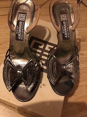 Givenchy Womens Vintage Shoes Size 4 Half