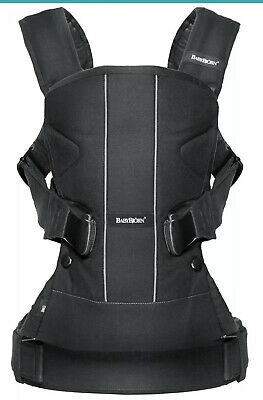 Baby Bjorn Baby Carrier One, Black - New