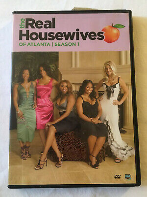 The Real Housewives of Atlanta Complete First Season 1 Boxset 5 Disc DVD UK