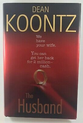 The Husband by Dean Koontz 2006 Hardcover Book